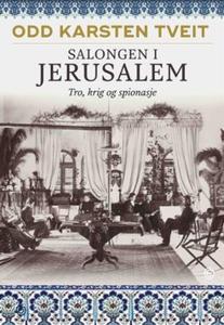 Salongen i Jerusalem (ebok) av Odd Karsten Tv