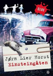 Einsteingåten (ebok) av Jørn Lier Horst