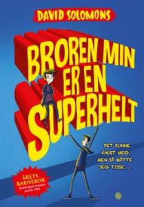 Broren min er en superhelt (ebok) av David So