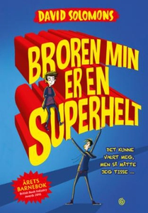 Broren min er en superhelt (ebok) av David So