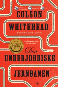 Den underjordiske jernbanen (ebok) av Colson