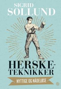 Hersketeknikker (ebok) av Sigrid Sollund