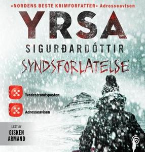 Syndsforlatelse (lydbok) av Yrsa Sigurðardótt