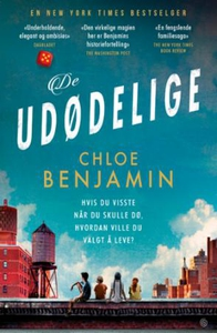 De udødelige (ebok) av Chloe Benjamin