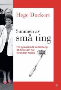 Summen av små ting (ebok) av Hege Duckert