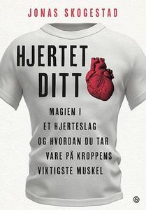 Hjertet ditt (ebok) av Jonas Skogestad