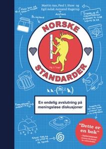 Norske standarder (ebok) av Martin Aas, Paul