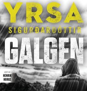 Galgen (lydbok) av Yrsa Sigurdardóttir