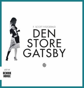 Den store Gatsby (lydbok) av F. Scott Fitzger