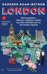 London (ebok) av Nazneen Khan-Østrem