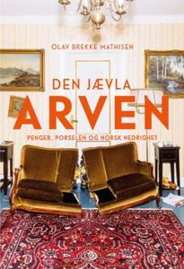 Den jævla arven (ebok) av Olav Brekke Mathise