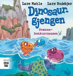 Svømmekonkurransen (lydbok) av Lars Mæhle
