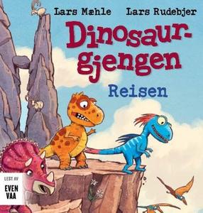 Reisen (lydbok) av Lars Mæhle
