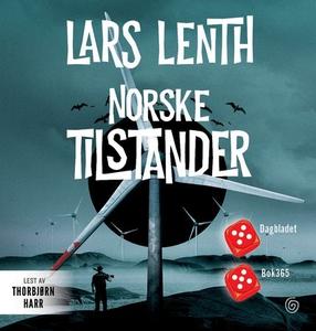 Norske tilstander (lydbok) av Lars Lenth