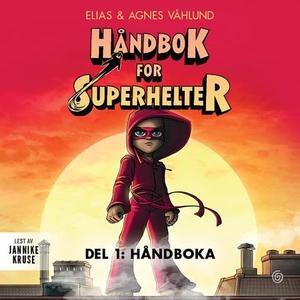 Håndboka (lydbok) av Elias Våhlund, Agnes Våh