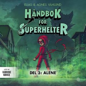 Alene (lydbok) av Elias Våhlund, Agnes Våhlun