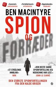 Spion og forræder (ebok) av Ben Macintyre