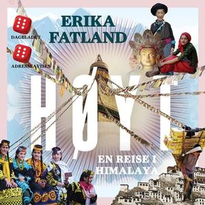 Høyt (lydbok) av Erika Fatland
