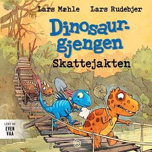 Skattejakten (lydbok) av Lars Mæhle
