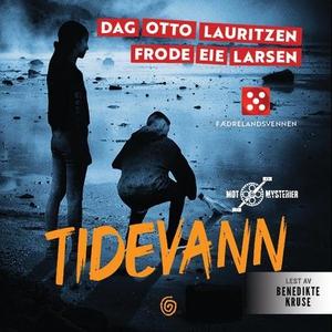 Tidevann (lydbok) av Frode Eie Larsen, Dag Ot