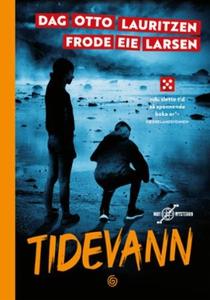 Tidevann (ebok) av Dag Otto Lauritzen, Frode