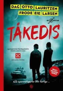 Tåkedis (ebok) av Dag Otto Lauritzen, Frode E