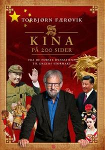 Kina på 200 sider (ebok) av Torbjørn Færøvik