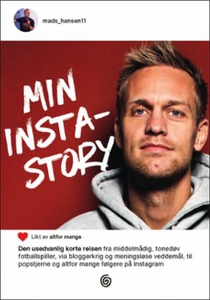 Min instastory (ebok) av Mads André Hansen, M