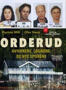 Orderud (ebok) av Øystein Milli, Olav Næss