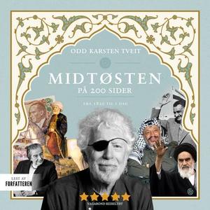 Midtøsten på 200 sider (lydbok) av Odd Karste