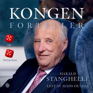 Kongen forteller (lydbok) av Harald Stanghell