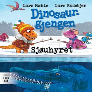 Sjøuhyret (lydbok) av Lars Mæhle