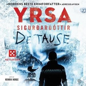De tause (lydbok) av Yrsa Sigurðardóttir
