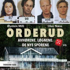 Orderud (lydbok) av Øystein Milli, Olav Næss