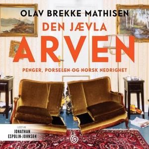 Den jævla arven (lydbok) av Olav Brekke Mathi