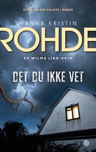 Det du ikke vet (ebok) av Hanne Kristin Rohde