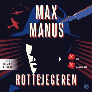 Rottejegeren (lydbok) av Max Manus