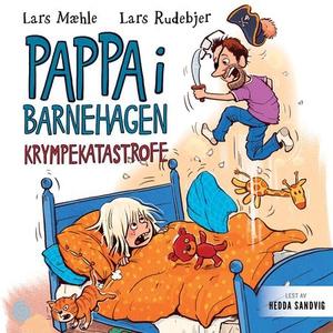 Krympekatastrofe (lydbok) av Lars Mæhle