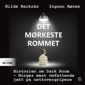Det mørkeste rommet (lydbok) av Hilde Reikrås