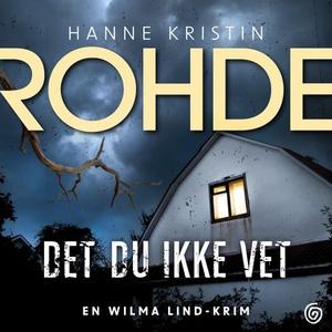 Det du ikke vet (lydbok) av Hanne Kristin Roh
