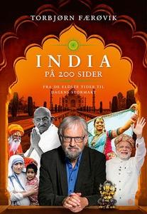 India på 200 sider (ebok) av Torbjørn Færøvik