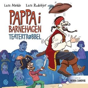 Teatertrøbbel (lydbok) av Lars Mæhle