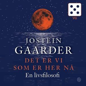 Det er vi som er her nå (lydbok) av Jostein G