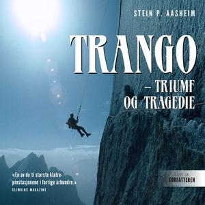 Trango (lydbok) av Stein P. Aasheim