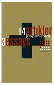 14 artikler på 12 år + 3 essays