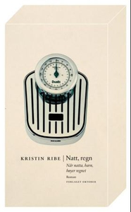 Natt, regn (ebok) av Kristin Ribe