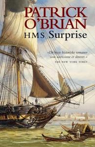 HMS Surprise (ebok) av Patrick O'Brian