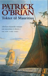 Toktet til Mauritius (ebok) av Patrick O'Bria