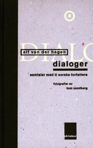 Dialoger (ebok) av Alf van der Hagen