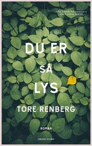 Du er så lys (ebok) av Tore Renberg
